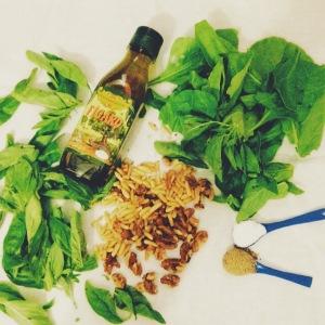 Pesto Ammunition - Missing the cloves of garlic
