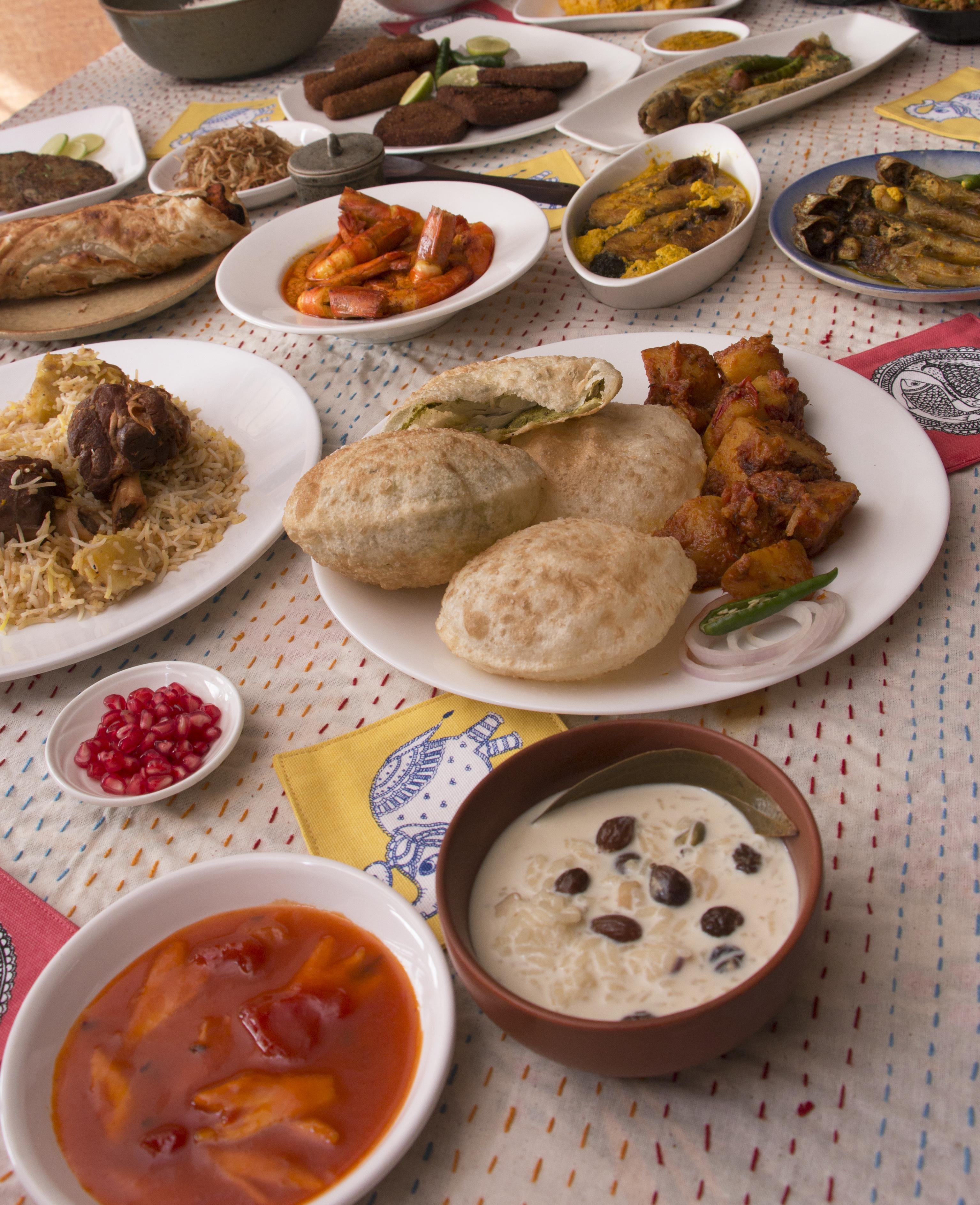 My Bengali Last Supper – Seventh Breakfast